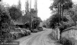 Ryton, The Village c.1960