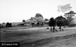 Ryton, Tyneside Golf Club c.1960