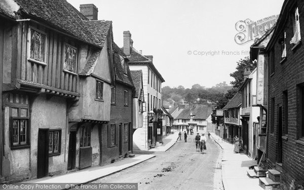 Saffron Walden © Copyright The Francis Frith Collection 2005. http://www.frithphotos.com
