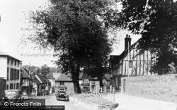 Saffron Walden, Bridge Street c.1950