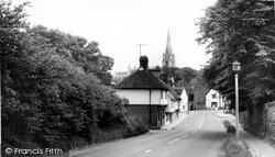 Saffron Walden, Bridge Street c.1965