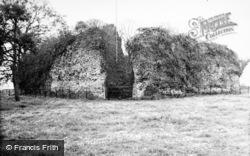 Saffron Walden, Castle 1950