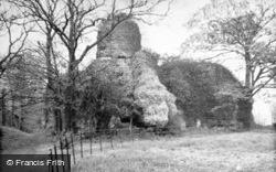 Castle 1950, Saffron Walden