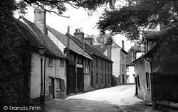 Saffron Walden, Freshwell Street c.1955