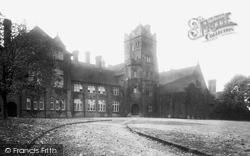 Saffron Walden, Friends School 1912