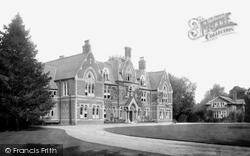 Saffron Walden, Hospital 1912