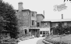 Saffron Walden, Jubilee Gardens c.1955