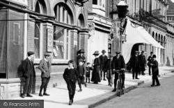 Saffron Walden, King Street 1912