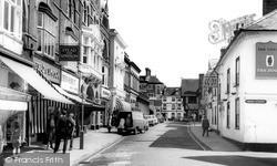 Saffron Walden, King Street c.1965
