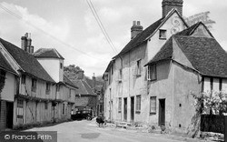 Saffron Walden, Myddleton Place c.1955