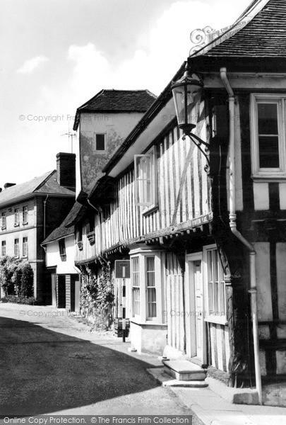Photo of Saffron Walden, Myddleton Place c1965, ref. S43083