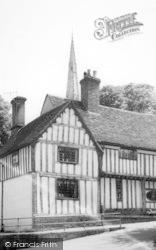 Saffron Walden, Myddleton Place c.1965