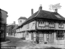 Saffron Walden, Myddleton Place, The Youth Hostel 1932