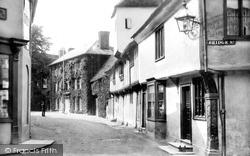 Saffron Walden, Myddylton Place 1907
