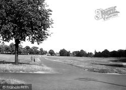 Saffron Walden, The Common 1937