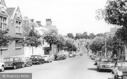 Saffron Walden, The High Street c.1965