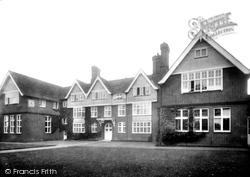 Saffron Walden, The Teacher's Training College 1925
