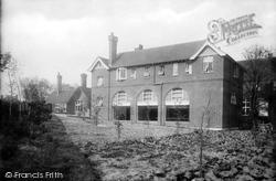 Saffron Walden, Training College 1912