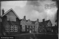 Saffron Walden, Training College 1925