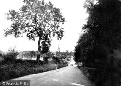 Saffron Walden, Windmill Hill 1932