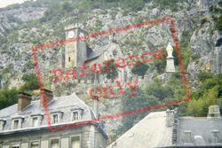 Chateau And Chapel 1994, Saint-Béat