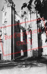 Fontenelle Abbey 1964, Saint-Wandrille-Rançon