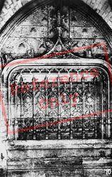 Fontenelle Abbey, Lavabo c.1930, Saint-Wandrille-Rançon