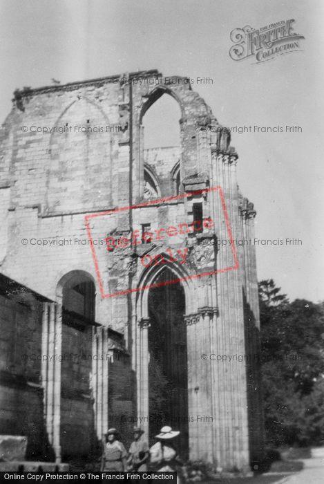 Photo of Saint Wandrille Rançon, Fontenelle Abbey, Pavillon De La Grâce c.1930