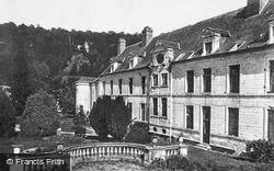 Fontenelle Abbey, West Building Façade c.1930, Saint-Wandrille-Rançon