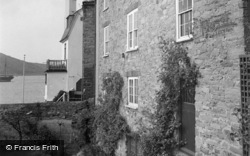 Salcombe, Annex To Salcombe Hotel c.1935