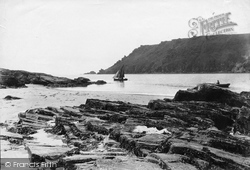 Salcombe, Bolt Head 1890