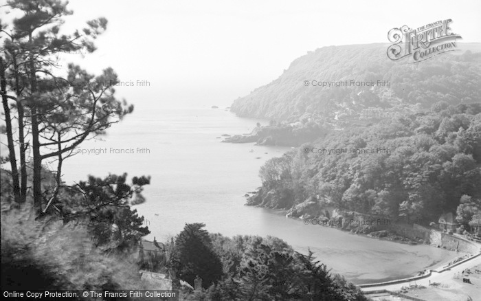 Photo of Salcombe, Bolt Head And North Sands c.1935