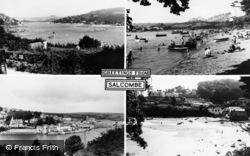 Salcombe, Composite c.1960