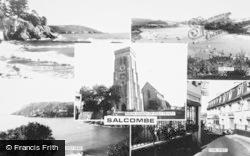 Salcombe, Composite c.1965