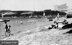 Salcombe, Fishermans Cove 1959