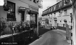 Salcombe, Fore Street c.1965