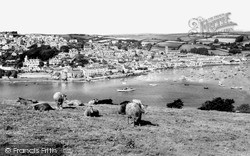 Salcombe, From East Portlemouth c.1960