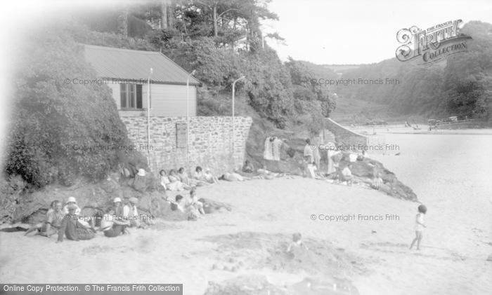 Photo of Salcombe, Mill Bay c.1935