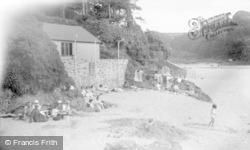 Salcombe, Mill Bay c.1935