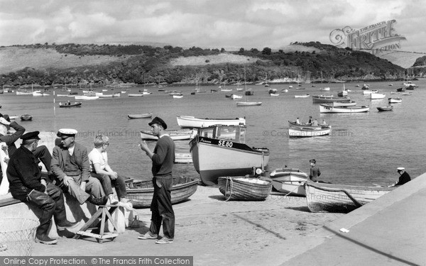 Photo of Salcombe, Normandy Way 1962
