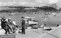 Salcombe, Normandy Way 1962