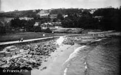 Salcombe, North Sands 1931