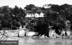 Salcombe, North Sands 1959