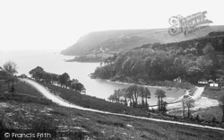 Salcombe, North Sands And Bolt Head 1890