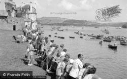Salcombe, Regatta Day 1951