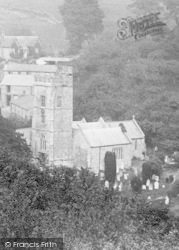 Salcombe Regis, Church Of Ss Mary And Peter 1906