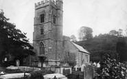 Salcombe Regis, Church 1906