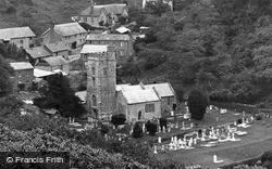 Salcombe Regis, Church Of St Mary And St Peter 1928