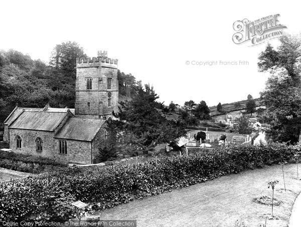 Salcombe Regis, Church 1928