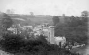 Salcombe Regis, the Village 1906